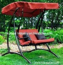 wooden swing chair outdoor swing chair 2 person patio from china garden cushions outdoor swing chair