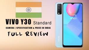 Vivo Y30 Standard Review Camera ...