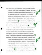 the poisonwood bible documents course hero the poisonwood bible essay