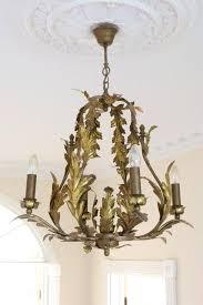 gold leaf chandelier gold leaf ceiling chandelier gold leaf moroccan 4 light chandelier