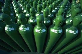 Chart Liquid Cylinders Cylinders And Dewars