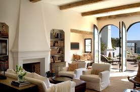 Living Room Spanish Interior Design