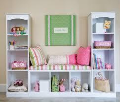 diy storage reading nooks using book shelves