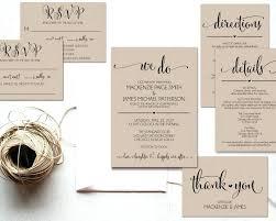 Wedding Invitation Templates Downloads Wedding Invitation Diy Ideas We Do Wedding Invitation