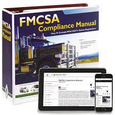 Fmcsa Compliance Manual