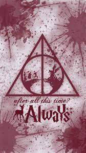Harry Potter, always, anime ...