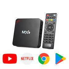 Android TV Box Youtube - Netflix