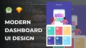 Android Studio Ui Designer Tutorial Modern Dashboard Ui Design Android Studio Tutorial