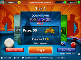 How To Play Pool By Miniclip 8 Ball Pool Miniclip Player