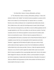 tipping point reflection essay tipping point i completely agree  18 pages coming to terms homework essay