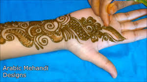 Easy Cone Design For Hands Simple Arabic Mehandi Bridal Mehndi Designs For Hands Full Back Henna Front Hand Easy Cone