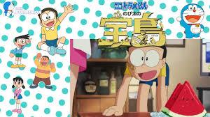 DFG - Doraemon Truyện Dài Nobita và đảo giấu vàng 2018 Full HD ...