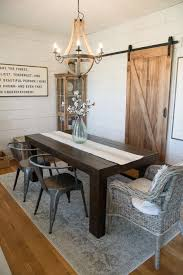 Homemade Dining Room Table Impressive An Affordable DIY Farmhouse Dinning Room How We Turned An Ordinary