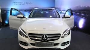 new car launches in hyderabadMercedes Benz Launches The New C Class Diesel Car In Hyderabad