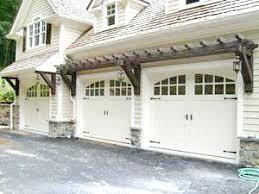 garage door arborPergola Over Garage Door Gallery Photoseasy Plans Trellis Doors