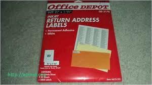 80 Labels Per Sheet Template