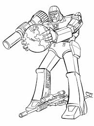 Printable Transformers Coloring Pages | Coloring Me