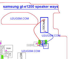 samsung gt e1200y schematic diagram samsung image e1200 speaker solution jumper problem ways earpeace on samsung gt e1200y schematic diagram