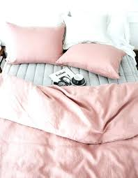 dusty pink duvet cover dusty pink bedding small trends to update your home bedroom colour schemes