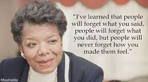 Maya Angelou Famous Quotes Stunning Inspirational Maya Angelou Quotes About I've Learned That People 48