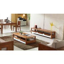 modern furniture living room wood. Living Room Furniture Modern Wood Sofa Set