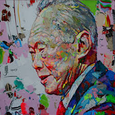 Image result for Lee Kuan Yew the icon