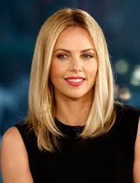 Today Pictured Charlize Theron Appears On Nbc News Today