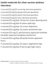 Waiter Sample Resume Restaurant Hostess Resume Examples Top Rated