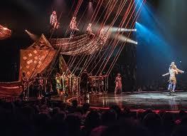 Cirque Du Soleil Volta Tickets 24th January Dodger Stadium