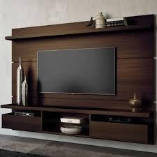 <b>Brown Modern</b> Wooden <b>LED</b> Wall Panel, Rs 700 /square feet Saifi ...