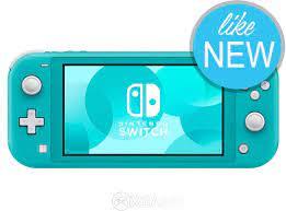 Máy Nintendo Switch Lite Turquoise-LikeNew – xGAMESHOP-Retail Store Games