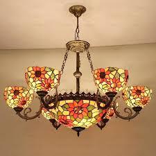 9 light chandelier kichler lighting layla 9 light brushed nickel chandelier