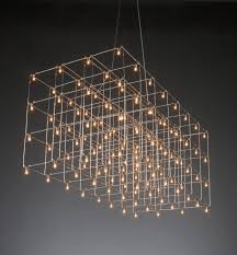 Decorations:DIY Black Drum Hanging Lamp Idea Creative Design For Cool Light  Fixtures With Many