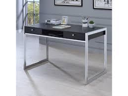 coaster contemporary computer workstation office desk table. Coaster Contemporary Computer Desk With 3 Drawers Workstation Office Table S
