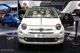Fiat 500' 60th Anniversary Edition Launched In Geneva, Only 560 ...