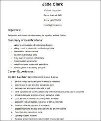 Example Of A Good Resume Inspiration Simple Objective For Resume Luxury Good Resume Example Unique