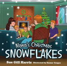 Nana's book for her grandkids becomes her gift for many others