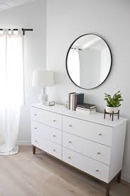 white bedroom furniture ikea. Dresser - A West Elm Inspired Ikea Hack White Bedroom Furniture D