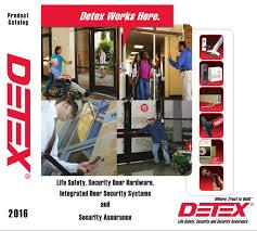 Detex Product Catalog