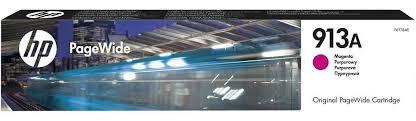Оригинальный <b>картридж HP 913A Magenta</b> (F6T78AE) – купить в ...