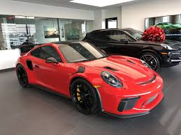 The interior has also been customized in historical 964 rs interior colors for this option. 2019 Porsche Gt3 Rs Weissach Rennlist Porsche Discussion Forums