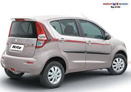 new car launches by maruti in 2013MarutiSuzuki To Launch Ritz Facelift in 2015