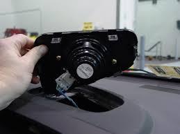 2004 2008 acura tl car audio profile acura tl center dash speaker