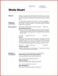 Beautiful Resume With Awards And Achievements Photos Simple