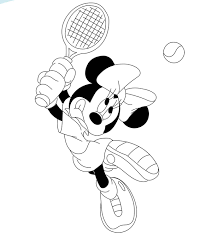 Discover free coloring pages for kids to print & color. Top 25 Free Printable Tennis Coloring Pages Online