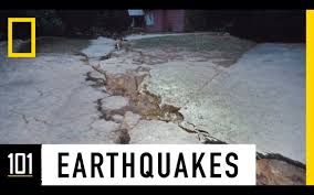 The location below the earth's surface where the earthquake starts is called the hypo center, and the location directly above it on the surface of the earth is called the epicenter. Earthquakes Theschoolrun