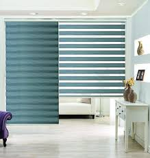 horizontal fabric blinds. Modren Fabric Horizontal Blinds With Sheer Fabric On