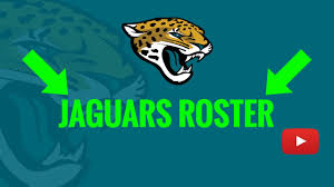 Jacksonville Jaguars Depth Chart 2012 2019 Jacksonville Jaguars Roster