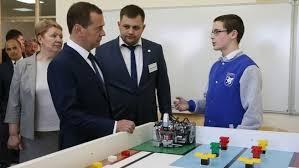 Медведев предложил учитывать студенческие стартапы как дипломные  Медведев предложил учитывать студенческие стартапы как дипломные работы