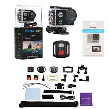 action camera h9r ultra hd 4k wifi remote control sports video recording camcorder dvr dv go waterproof pro mini helmet